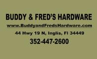 Buddy _ Freds
