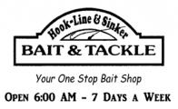 Hook Line Sinker